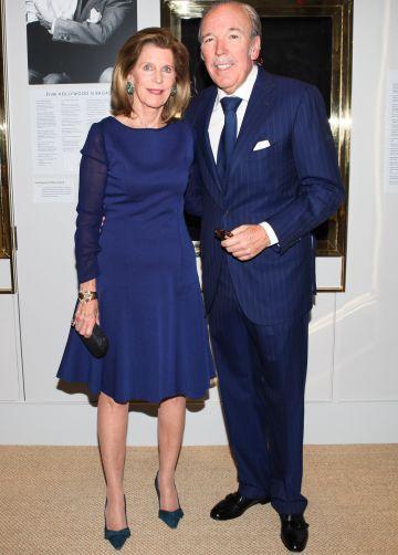 Pepe Fanjul, con su esposa Emilia.