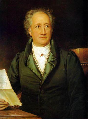 Goethe escribió la segunda parte del 'Fausto' cuando tenía más de 80 años.
