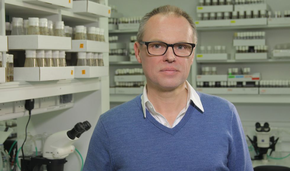 El neurocientífico Edward Boyden