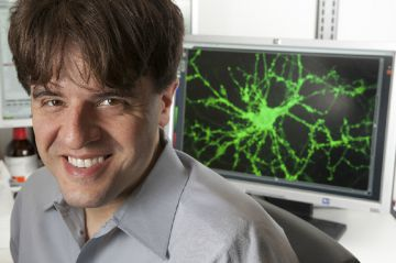 El neurocientífico Karl Deisseroth de la Universidad de Stanford.