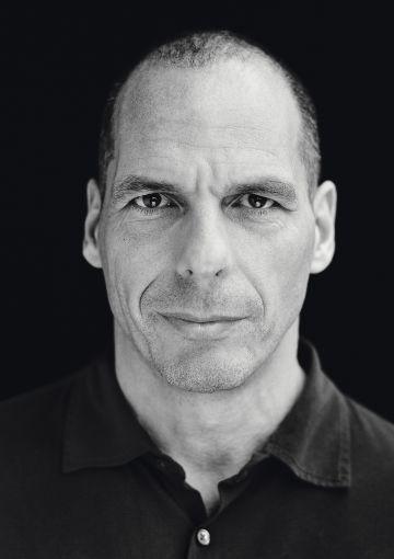 Varoufakis posa para ICON.