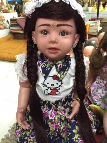 Un modelo de muñeca Look thep.