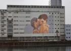 El arte y el graffiti invade las paredes de Bangkok