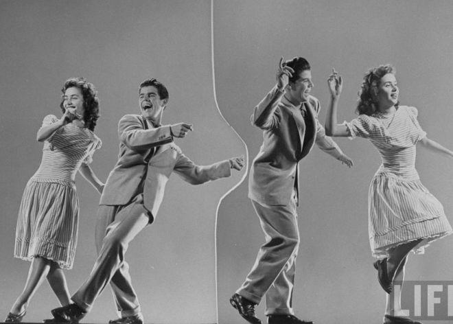 'Lindy hop': el baile de moda tiene más de 70 años
