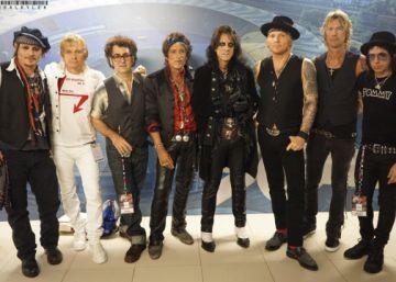 Esta mujer ha sido crucial para el regreso de Guns N' Roses