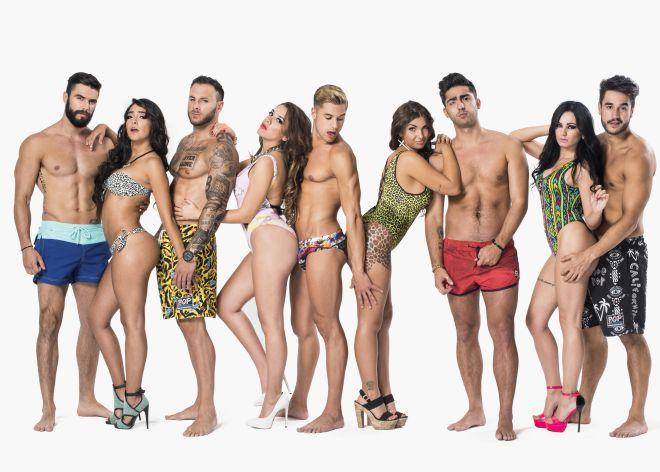 Participantes de Super Shore