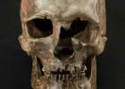 Cráneo el yacimiento de Dolnte Vestonice, en la República Checa