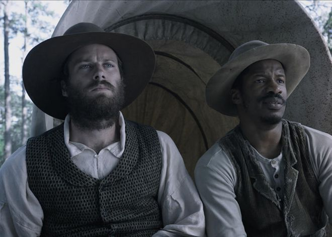 Fotograma de 'The birth of a nation', de Nate Parker.