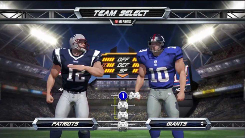 Captura del videojuego 'Madden' de EA