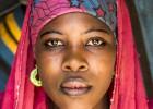 """""""Me da miedo que me secuestren"""", dice Mariama, desplazada."""