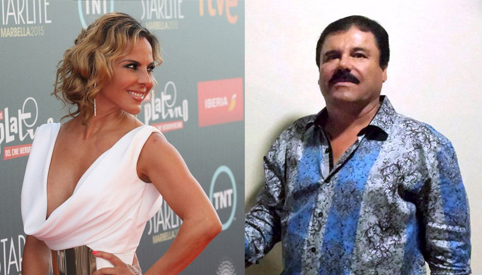 Kate del Castillo y El Chapo Guzmán