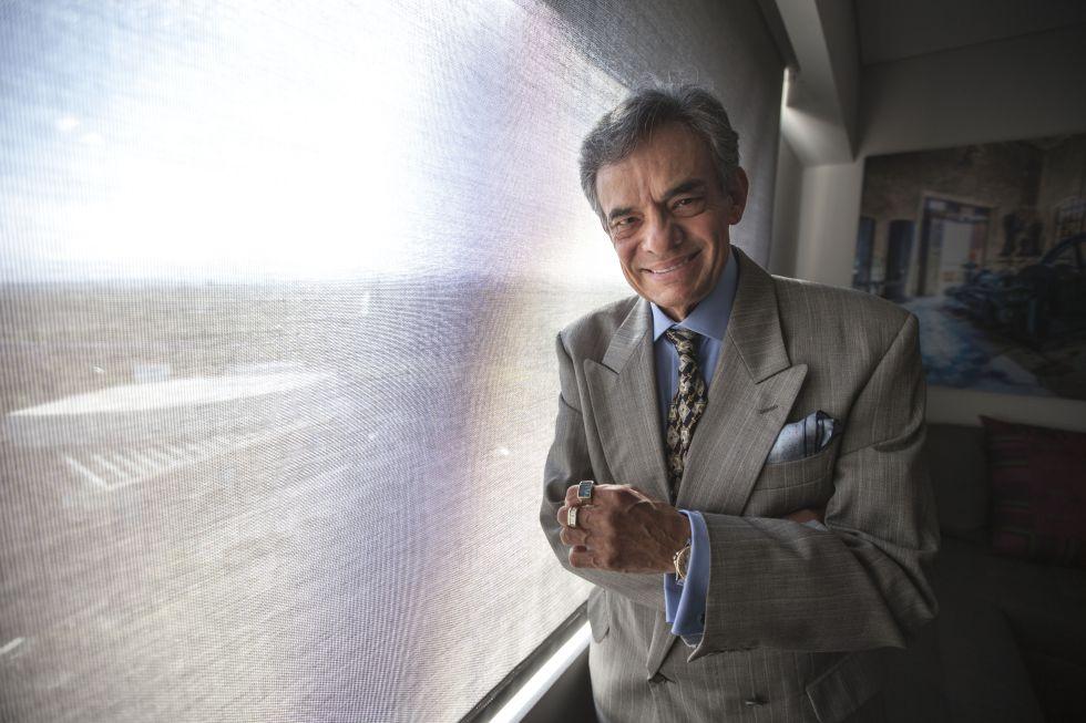 José José, en entrevista con El País en octubre de 2015