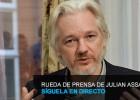 Directo | Rueda de prensa del equipo defensor de Julian Assange