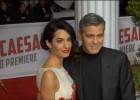 Así le pidió matrimonio George Clooney a su mujer, Amal Ramzi