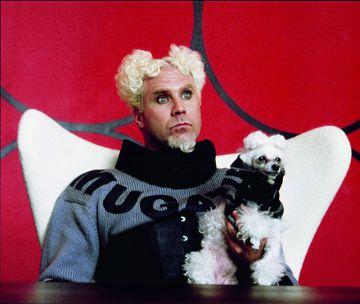 Parte Thierry Mugler, parte Karl Lagerfeld y parte Jean Paul Gaultier, el villano de 'Zoolander' es adicto al café con leche y el único que se ha dado cuenta de que las tres miradas de Derek son exactamente iguales.