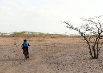 La Agencia Espacial Europea revela la desaparición de un lago en Bolivia