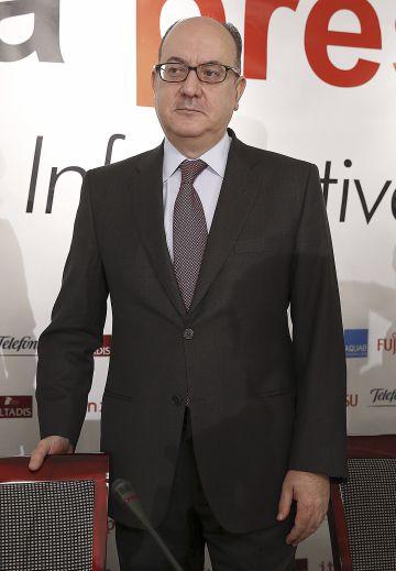 José María Roldán, el presidente de la Asociación Española de Banca (AEB).