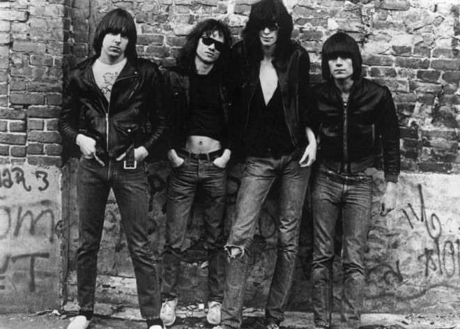 Los Ramones: de pioneros del punk a vestir a 'it girls'