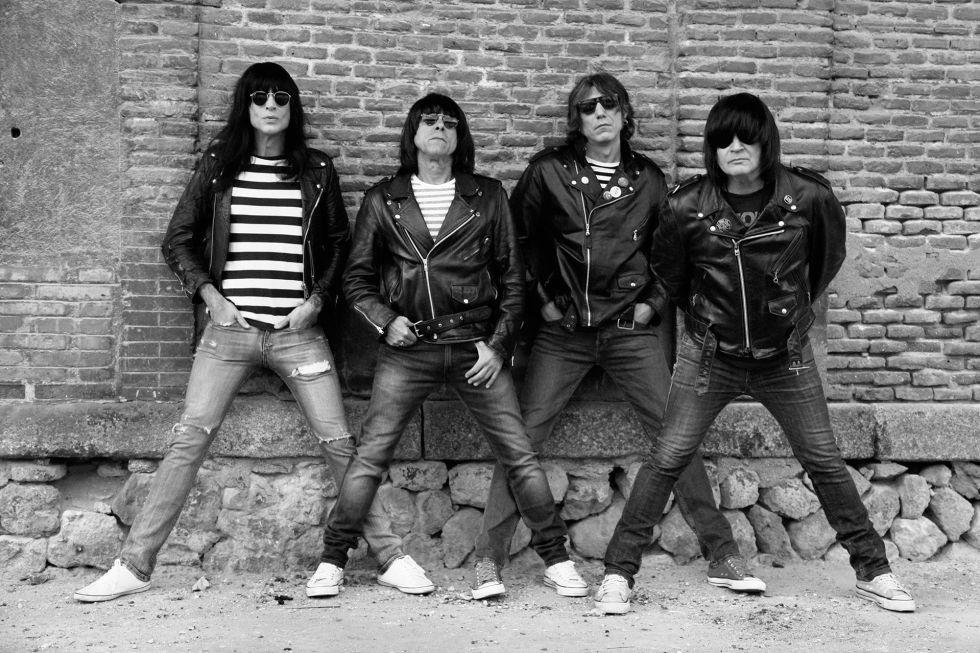 Los Ramonsters, el grupo homenaje de Mario Vaquerizo