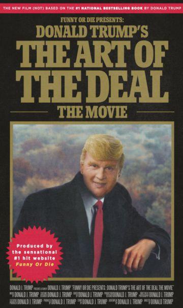 Cartel de promoción de la comedia.