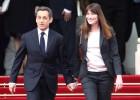 Carla Bruni aplaza su disco para no eclipsar la campaña de Sarkozy