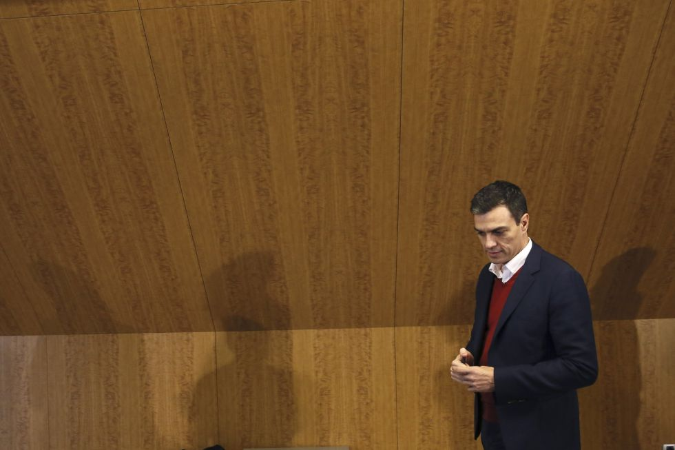 Socialist secretary general Pedro Sánchez hopes to hold the investiture session in early March.