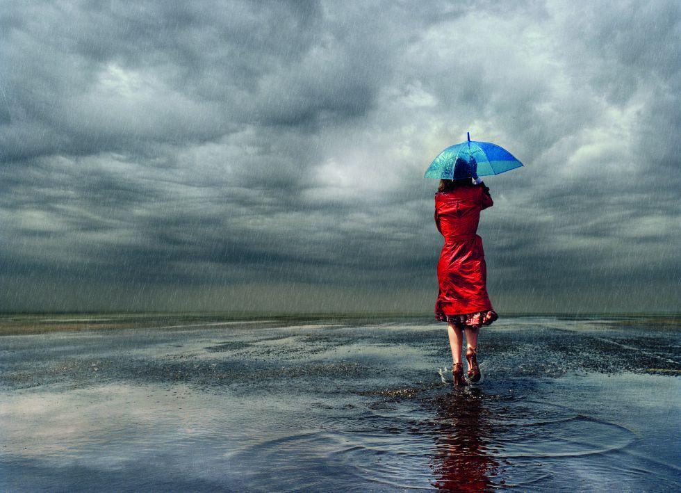 Una razón más para detestar los días grises y lluviosos