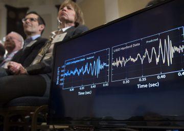 El sonido de las ondas gravitacionales, en tu móvil