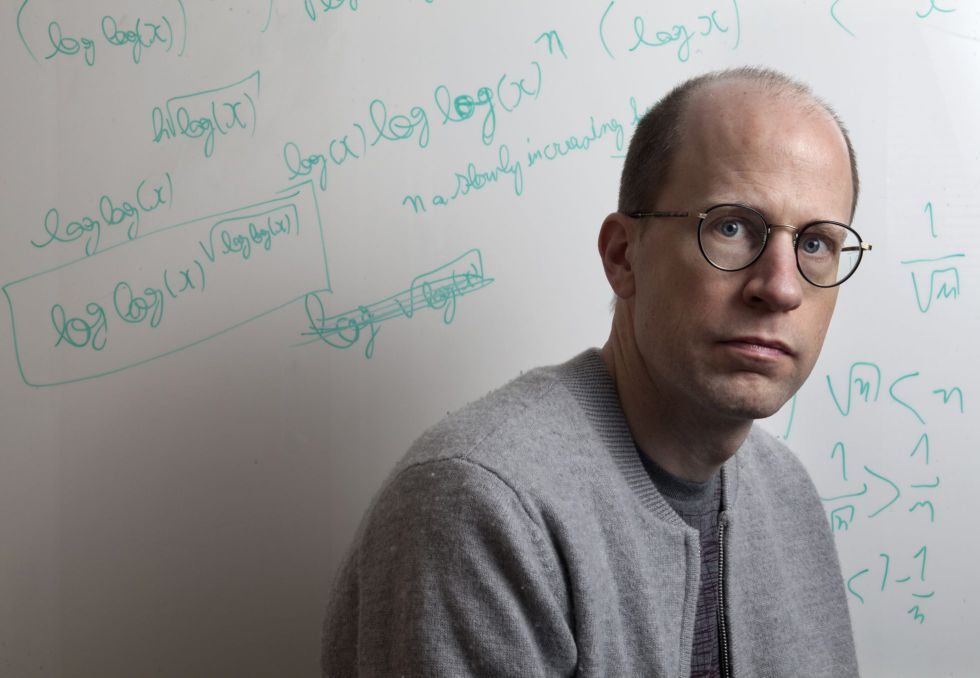 Nick Bostrom, responsable del Instituto del Futuro de la Humanidad.