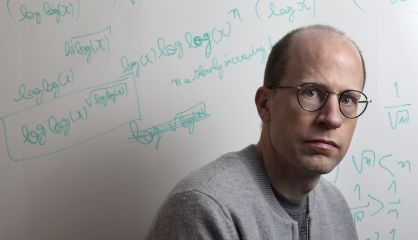 Nick Bostrom, en el Instituto del Futuro de la Humanidad.