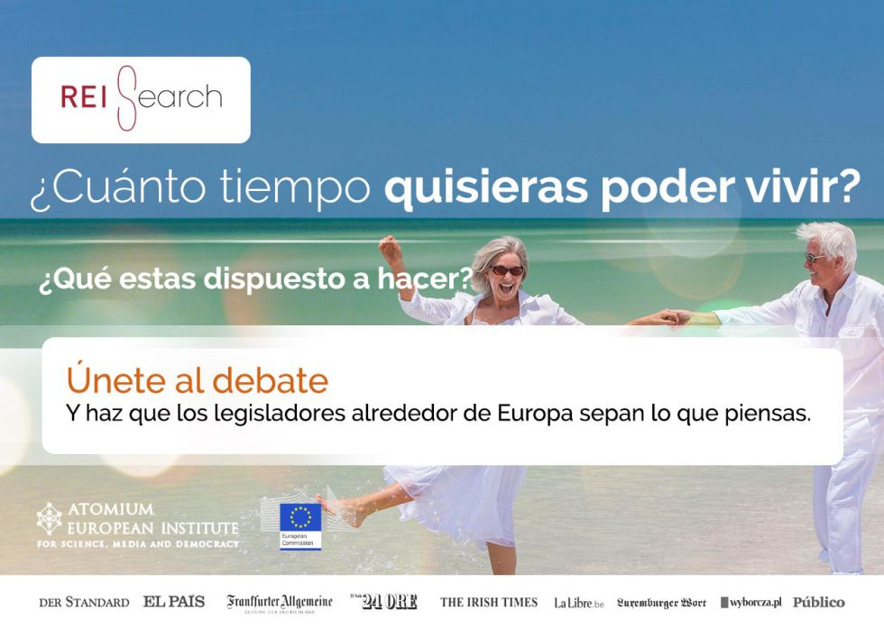 Puedes participar en la iniciativa en la web reisearch.eu.