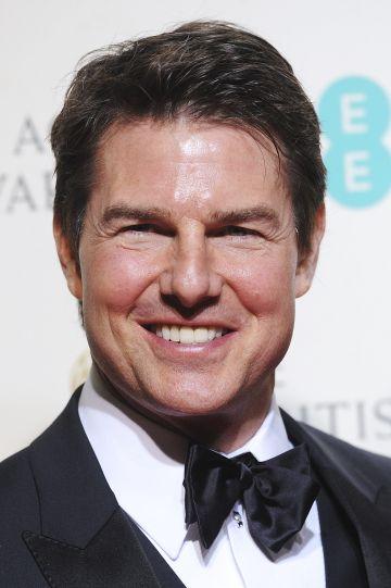 Tom Cruise, en la entrega de los Premios Bafta 2016.