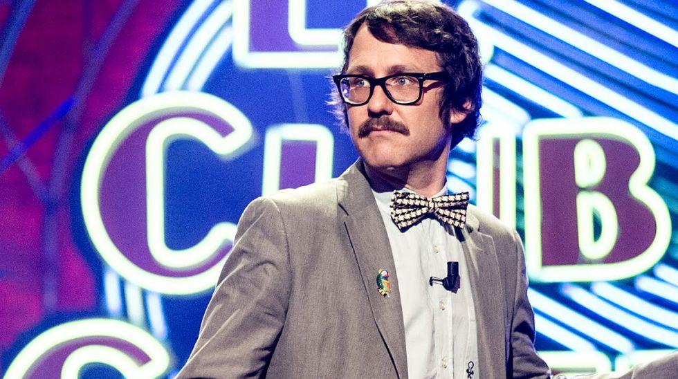 Joaquín Reyes, en el 'Club de la comedia'.