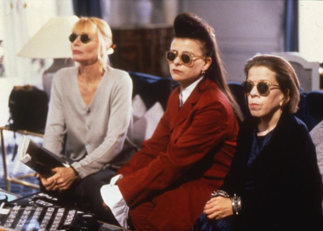 Fotograma de la película 'Prêt-à-porter' (1994), de Robert Alman.