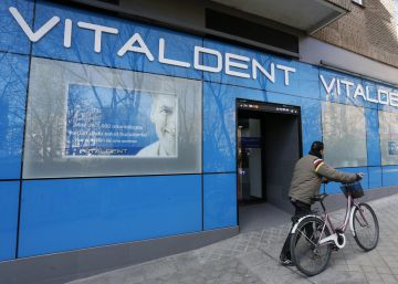Patricia Betancort, imagen publicitaria de Vitaldent y esposa de un alto cargo detenido