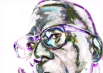 Cette affaire d'écrivain africain