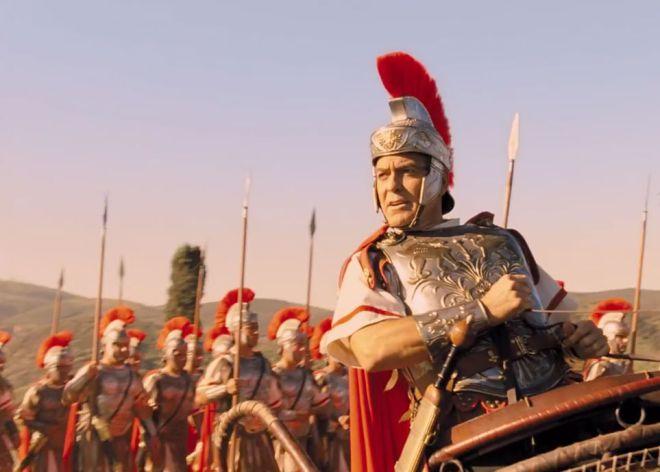 George Clooney en un fotograma de ¡Ave César!, de los hermanos Coen.