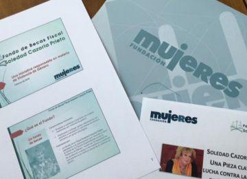 Becas Soledad Cazorla para los 'olvidados' de la violencia machista