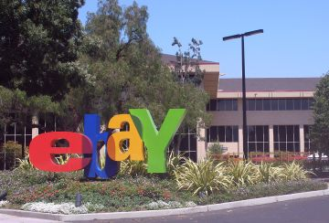 Sede central de eBay en San Jose, California.