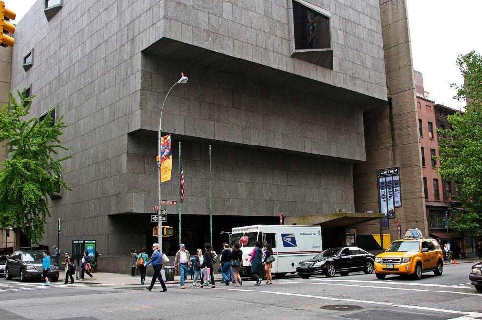 The Met Breuer, flamante sucursal del Metropolitan, en Nueva York.