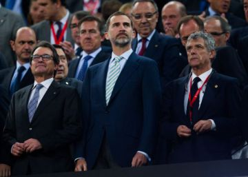 Court finds no crime in booing at Spain's national anthem