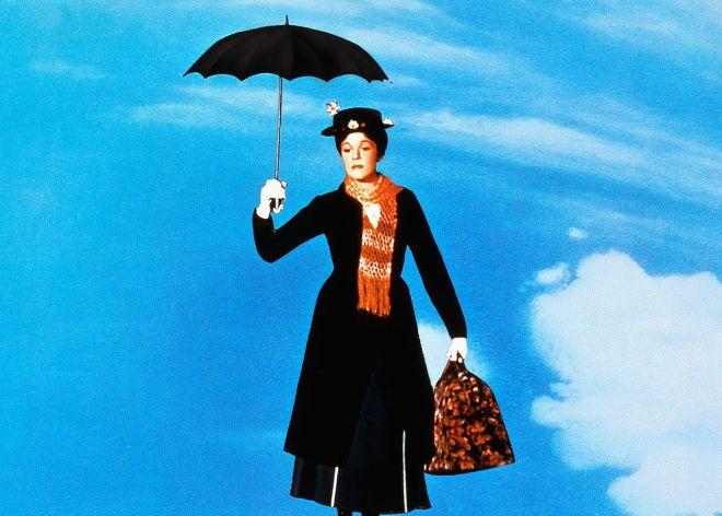 Mary Poppins está a punto de volver al cine