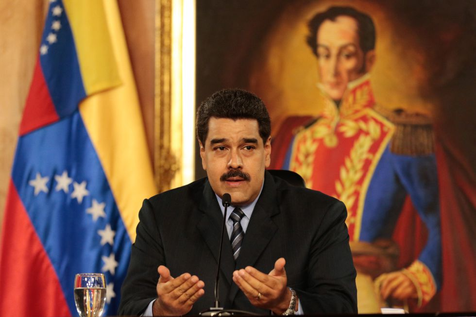 Nicolás Maduro anuncia un paquete de medidas económicas.