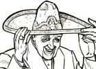 La visita del Papa a México, en viñetas