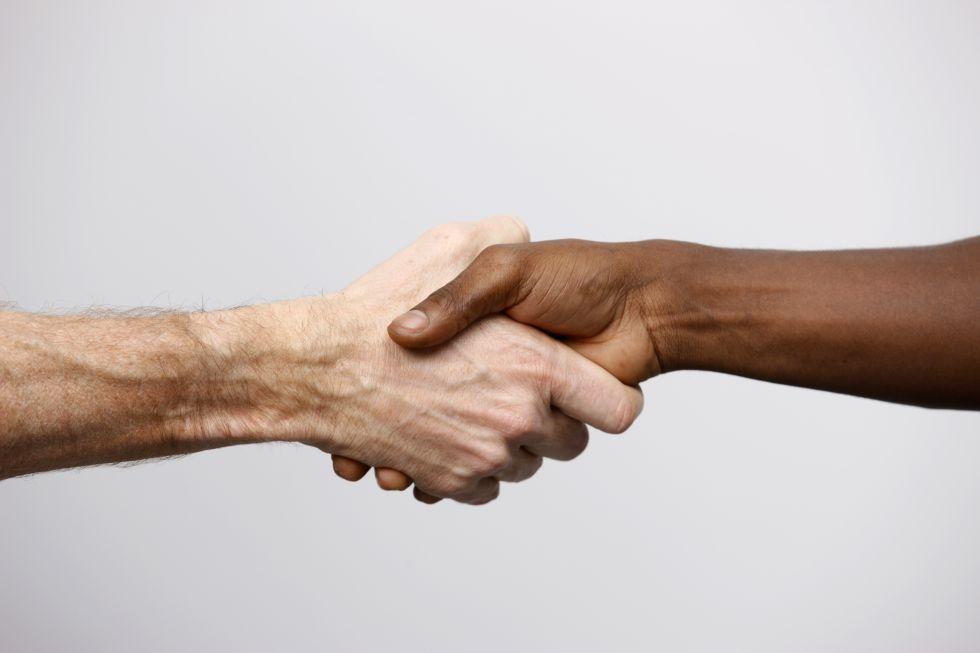 Si los negros hablaran como los blancos
