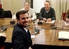 Directo | Rueda de prensa de PSOE, Podemos, IU y Compromís