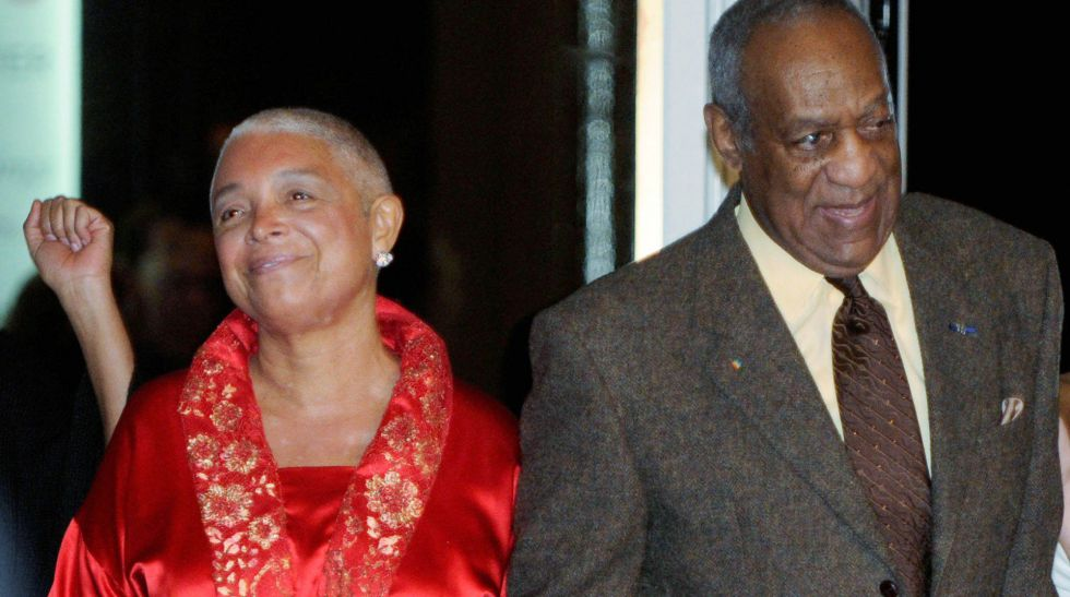 Bill Cosby y su esposa Camille