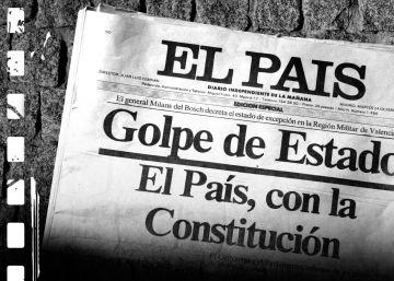 23 F: Documental 'EL PAÍS, con la Constitución'