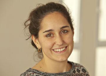 Marta Borrat, responsable del programa en la región Tánger-Tetuán de la Fundación CODESPA.