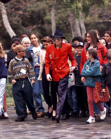 Michael Jackson, en Nerverlad.